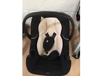 Baby car seat Group1 - barely used
