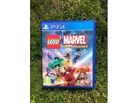 Marvel avengers super heroes game PS4