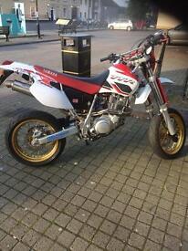 Yamaha ttr600 supermoto