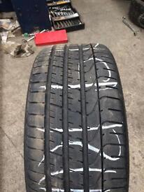 255 35 19 Perelli runflat tyre nearly new £50 7mil