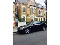 Bmw 5 series 525i automatic low miles hpi clear black