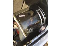 1400 watt sub and amp
