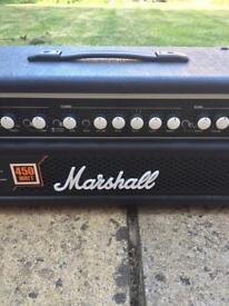 Marshall MB450H & MBC410 cab