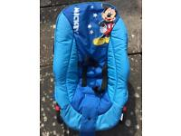 Mickey Mouse baby bouncer