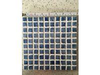 Mosaic effect tiles