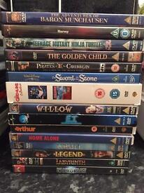 Dvd Bundle Family Classics