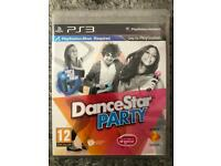 Dance Star Party ps3 game