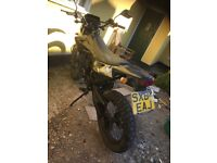 2015 125cc Trail Bike WK 125, Not Yamaha or Suzuki