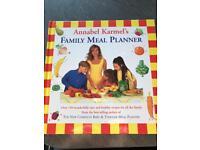 Annabel Karmel's Family Meal Planner Book