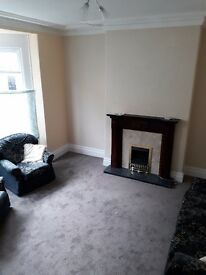 Newly refurbished 1 bedroom ground floor flat to rent saltburn