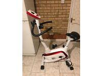 Lightly used exercise bike- Cambridge