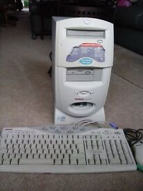 Computer with keyboard & mouse FREE