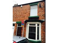 Lovely two bedroomed property inShildon. Great location NO BOND LOW FEES DSS WELCOME