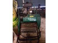 Petrol lawnmower cylinder 17