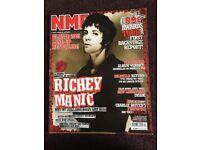 Richey Manic magazine
