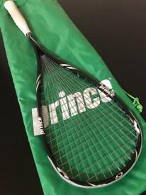 Squash racquet Prince Pro Black SP850 with case