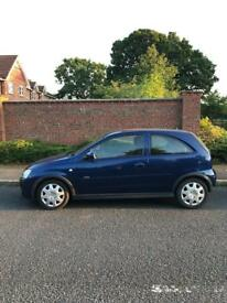 Vauxhall's Corsa 1.2 owned for 10 years! Beautiful condition