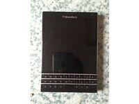 Brand New Unlocked Blackberry Passport 32GB in Black colour.