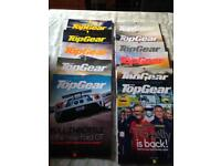 Top gear magazines