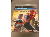 The amazing Spider-Man PS3 game £6