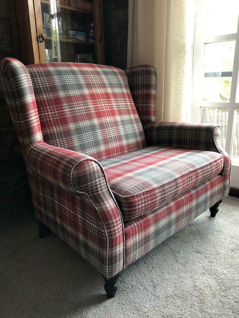 Sherlock snuggle sofa by next | in Barkisland, West ...