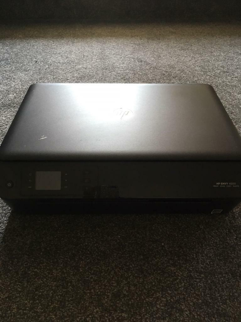 HP Envy 4500 Printer/Scanner and Copier | in Bournemouth, Dorset | Gumtree