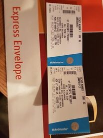 2 Tickets for All Time Low in Edinburgh (27th of March)