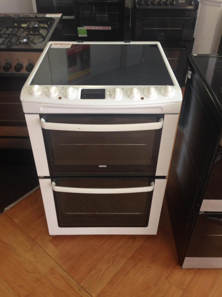 Zanussi 60cm Electric Cooker