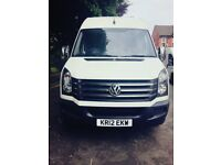2012 Vw Crafter 2.0TDI CR35 full service history
