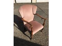 Vintage chair stylish arms