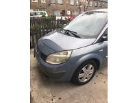 Renault grand scenic, 7 seater 1.9 dci