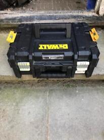 Dewalt Tstack box