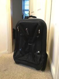 Arnold Palmer big fabric luggage