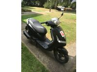 Vivacity moped 125 FULL MOT