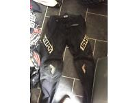Mx off road protective clothing