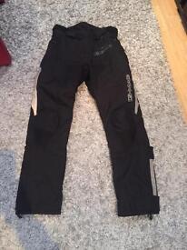 Medium motorcycle trousers