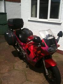 Classic GSX750F 1992 model only 3,300 miles from new