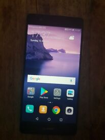 Huawei P9 excellent condition unlocked for any network brushed pink aluminium