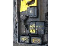 Dewalt 24 hammer drill