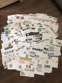 Stamps First Day Covers Bundle
