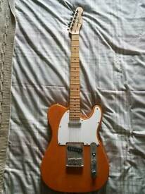 standard fender squire telecaster