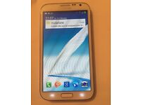 Unlocked Samsung Galaxy Note 2 16GB expandable