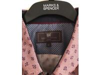 Marks and Spencer's XL SHIRT