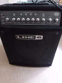 Line 6 LD 150 Bass Guitar Amplifier