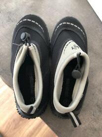 Size 2 beach shoes