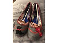 Irregular Choice size 5 shoes