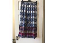 Aztec midi skirt size 6/8