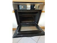 BOSCH 5 burner Gas Hob & Sarera Electric Oven used in good condition