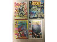 Retro 1991/1992 comics