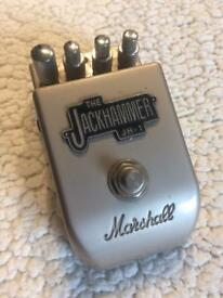Marshall The Jackhammer Guitar effects pedal